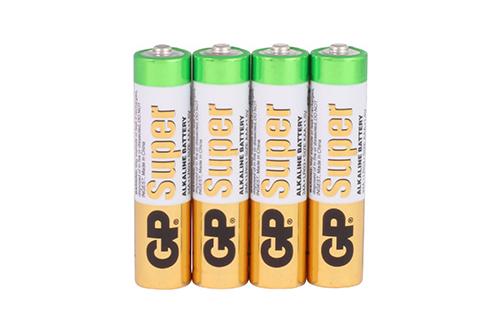 AAA alkaline batterijen