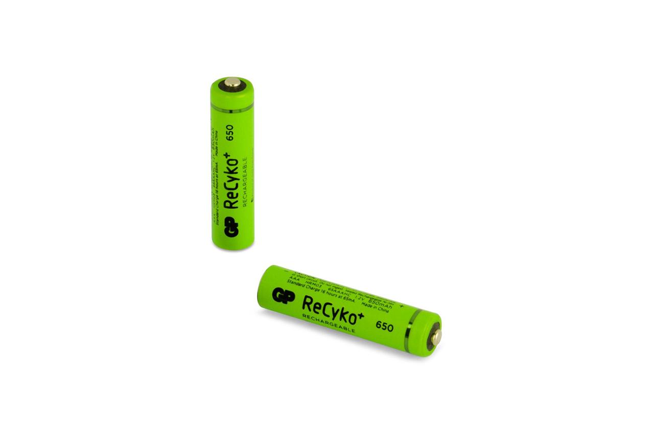 AAA batterij huistelefoon